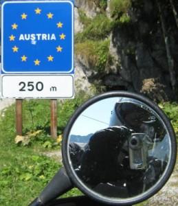 Grensen til Østerrike