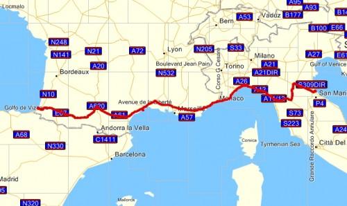 Loggen fra GPS
