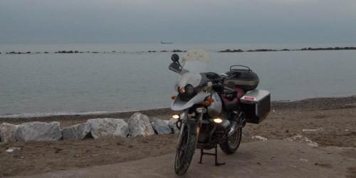 Bamsefar og Tyrrenhavet