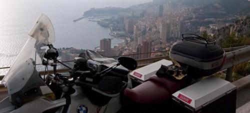 Monaco, og Middelhavet