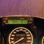 Frisk temperatur