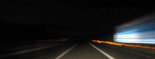 Alene i natten