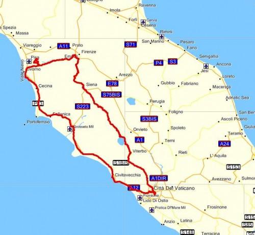 755 km