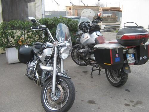 Én stilig og én funksjonell BMW R.