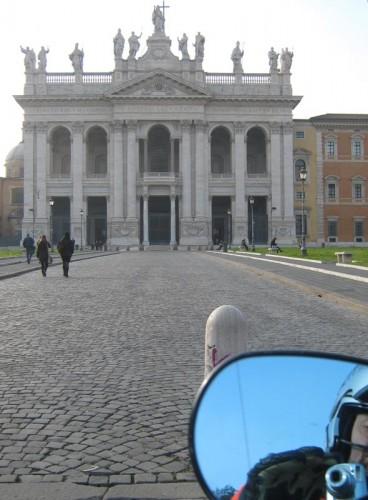 Arcibasilica del Santissimo Salvatore e Santi Giovanni Battista ed Evangelista in Laterano