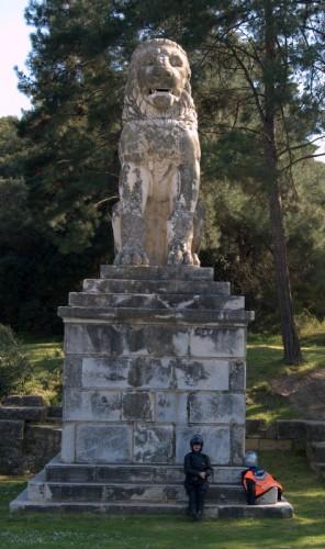 Løven i Amphipolis