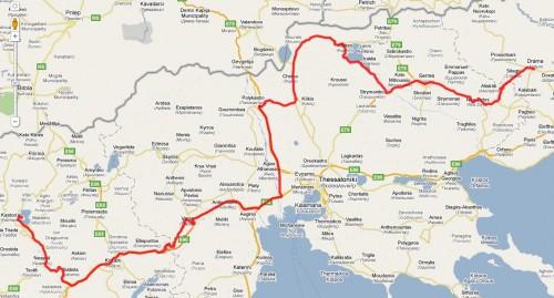 Klikk p kartet for Google Maps