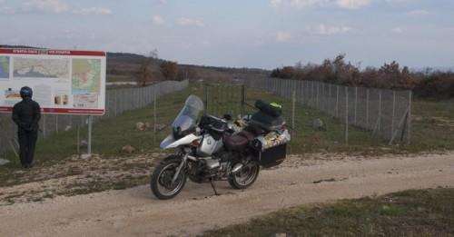 På via Egnatia