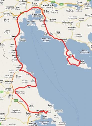 Klikk pa kartet for  komme til Google Maps