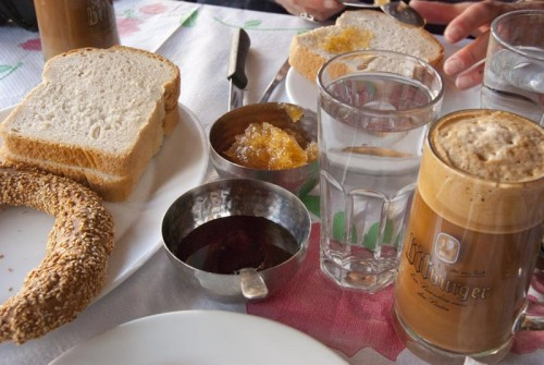 """Frokost og """"kaffe"""""""