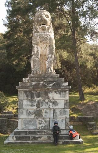 Løven ved Amphipolis