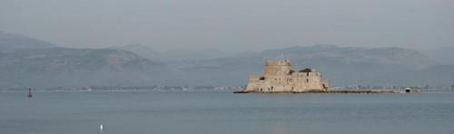 Venezia har efterlatt et visittkort i havnen