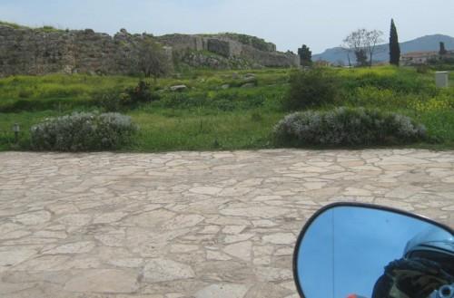 Kjempediger Mycaeane aktopolis