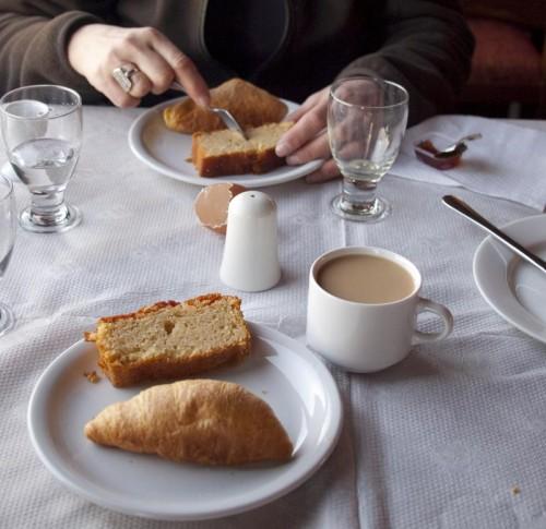 Frokost i Xania