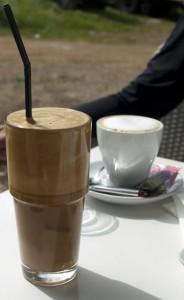 En bra cappuccino, men.....