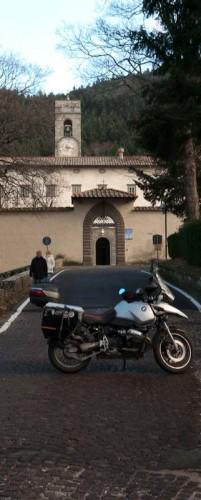Porten på Vallombrosa