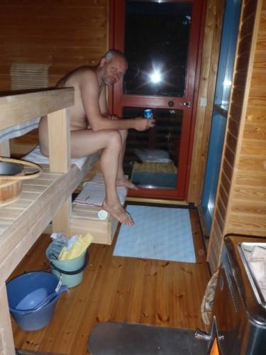 TaSK in sauna