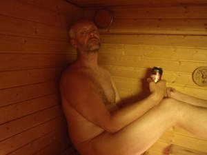 TaSK i sauna