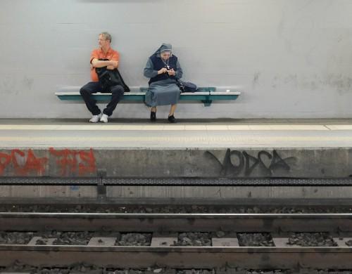 Metro i Roma