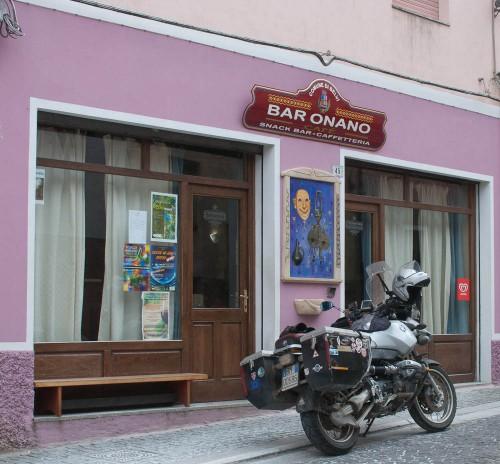 Bar Onano, i Belvì