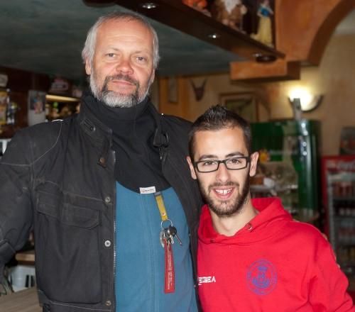Baristaen på Bar Onano