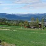 Jotunheimen fra Valdres